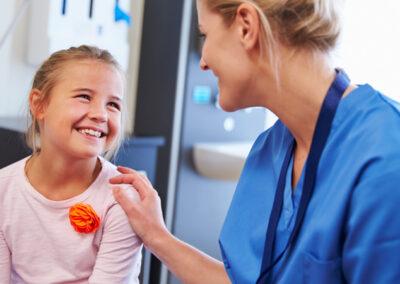 medicinska sestra - vaspitac