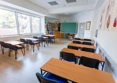 Skola unutra